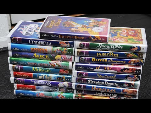 Theresa - You Won't Believe How Much Old Disney VHS Tapes Are Worth ...