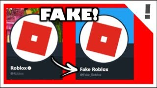 BN Special Report: Fake Roblox Twitter Scam Accounts! | #BloxyNews #Roblox