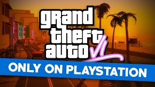 Wait, Sony Are Buying Grand Theft Auto?!