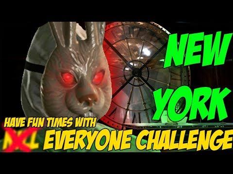 New York K|LL Everyone Challenge - Hitman 2 (Golden Handshake)