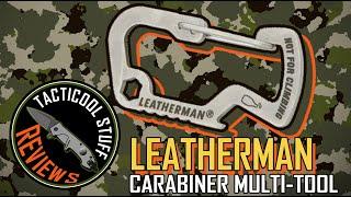 LEATHERMAN: CARABINER MULTI-TOOL