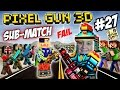 Dad Son play Pixel Gun 3D CURSE WORDS FGTEEV vs. SUBSCRIBERS FAIL Part 27