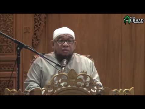 (27012017) Pintu Kemaksiatan Pada Manusia - Ustadz H Mas'udi HS