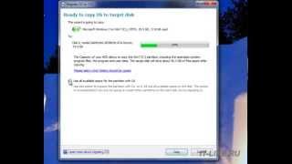 Как перенести Windows 7 на SSD диск