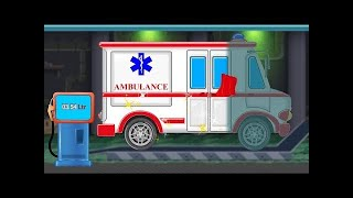 Kids TV Channel | Train | Car Service and Garage | Emergency Vehicles for Children