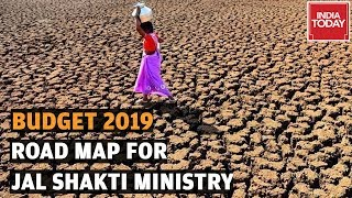 What's The Road Map For Jal Shakti Ministry In Budget?  | Gajendra Shekhawat Explains Budget 2019