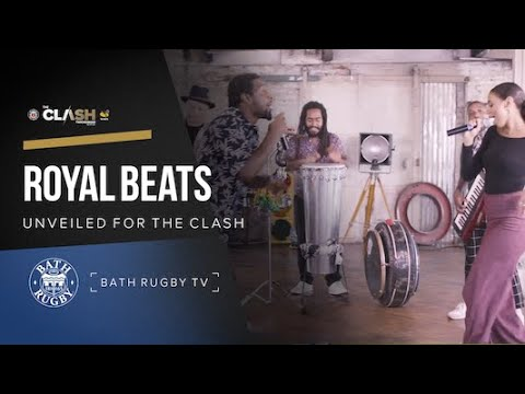 Royal Beats unveiled for The Clash