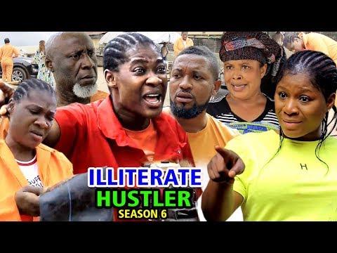 ILLITERATE HUSTLER SEASON 6 - New Movie | Mercy Johnson 2019 Latest Nigerian Nollywood Movie Full HD