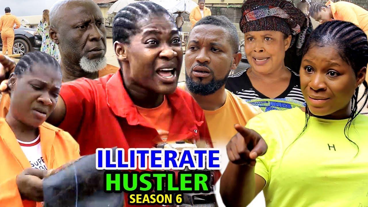Download ILLITERATE HUSTLER SEASON 6 - New Movie | Mercy Johnson 2019 Latest Nigerian Nollywood Movie Full HD