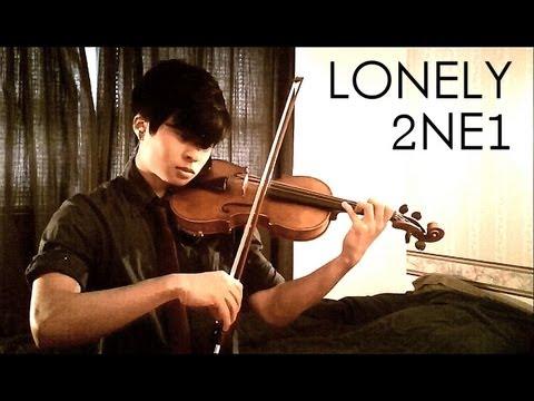 LONELY Violin Cover - 2NE1 - D. Jang