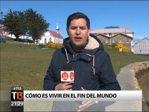 Falklands/Malvinas: Cómo es vivir al fin del mundo | Tele13