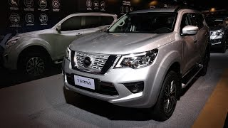 2018 Nissan Terra In Depth Tour / First Look