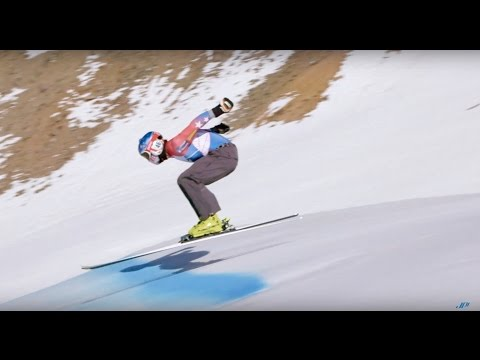 Steven Nyman Trains with No Poles   In Search of Speed   S2 E2