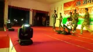 अबकी बारी ई तिरंगा तोहरा छाती प फहरी # live stage performance# Pawan Singh song