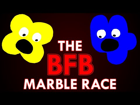 The BFB Marble Race