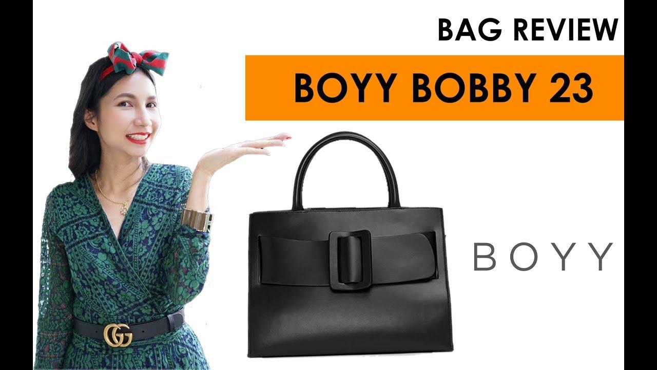 รีวิวกระเป๋าบอย BOYY Bag Bobby 23