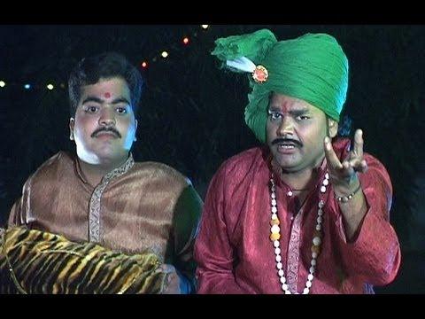 आज माधव मुरारी को मन मंदिर बिठाऊंगा / जबाबी कीर्तन / देशराज पटेरिया