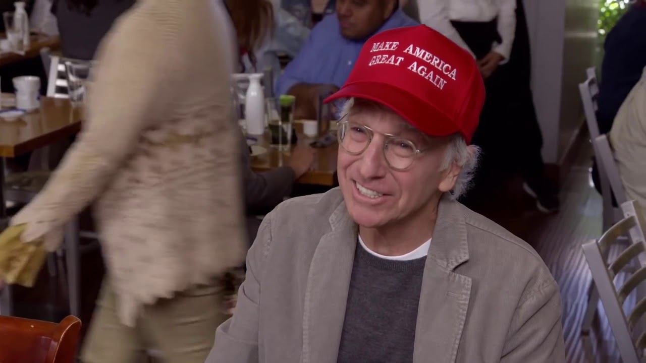 Download Curb Your Enthusiasm: MAGA Hat - All Clips Combined