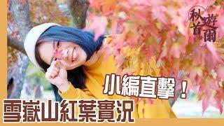 【秋遊首爾】小編直擊雪嶽山紅葉實況