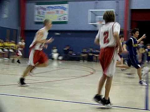 St Paul Westlake -- Basketball -- 2 for Austin!