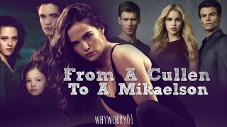 From A Cullen To A Mikaelson {Klaus FF} || Wattpad Trailer