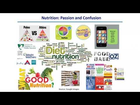 Food is Medicine: Dietary and Policy Priorities for Cardiometabolic Health | Dariush Mozaffarian, MD