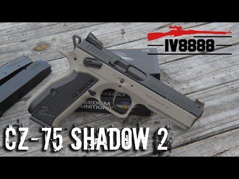 CZ-75 Shadow 2