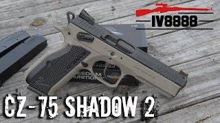 Gambar cover CZ-75 Shadow 2