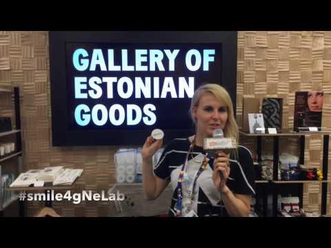 #smile4gNeLab dal padiglione dell'Estonia Expo 2015