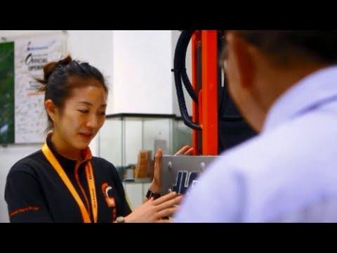 Leading Aerial Work Platform Distributor in Singapore - Galmon (S) Pte Ltd