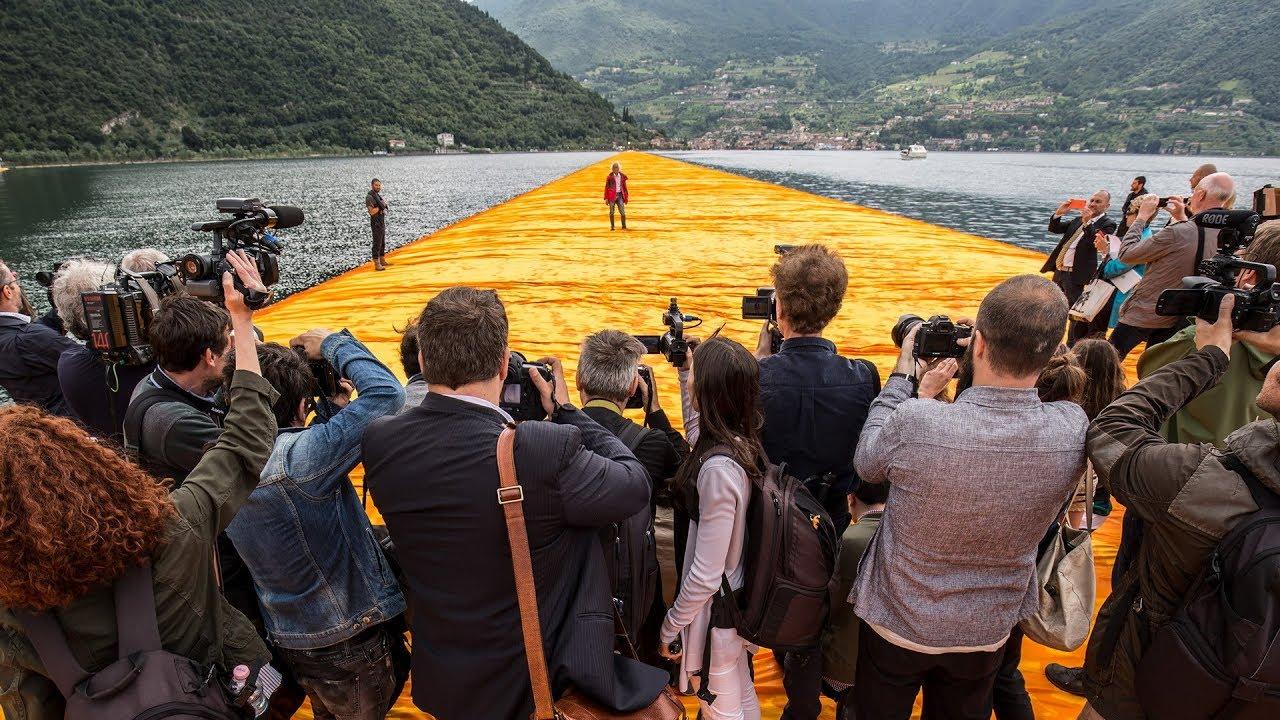 Walking on Water - Northwest Film Forum