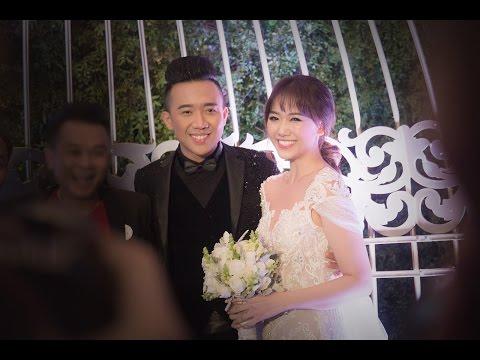 Đám cưới Trấn Thành & Hari Won | Những khoảnh khắc đáng nhớ | The Fairytale Wedding