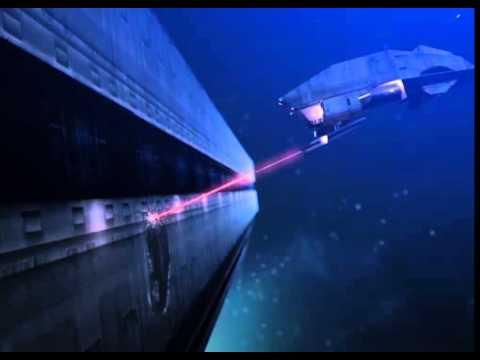 Galaxy Feud - Ship Repair Drone Cinematic