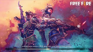 Free Fire Solo  Ranked Match Live