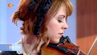 Lindsey Stirling - The Arena Live at ZDF Morgenmagazin