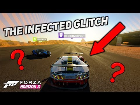 Forza Horizon 3 - The Infected Glitch