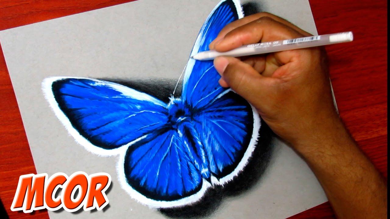 Uncategorized How To Draw A Beautiful Butterfly how to draw a beautiful butterfly youtube