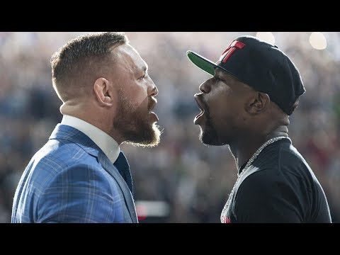 Thumbnail: Mayweather vs. McGregor Press Tour: Toronto Recap | Sat., Aug. 26 on SHOWTIME PPV