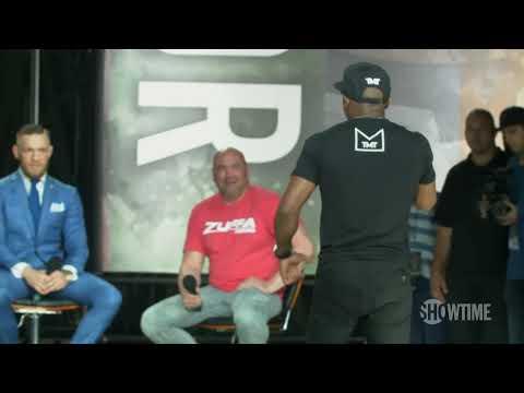 Mayweather vs. McGregor Press Tour: Toronto Recap | Sat., Aug. 26 on SHOWTIME PPV