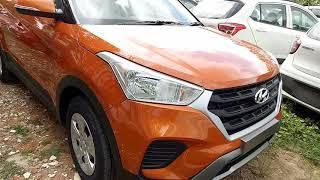 Hyundai Creta All Colours Review( 2018)
