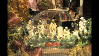 Mitchell County Historical Museum's December Display Of Nativity Scenes