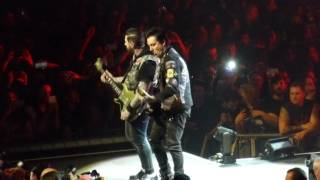 Avenged Sevenfold - The Stage - live @ Genting Arena, Birmingham 13.1.2017