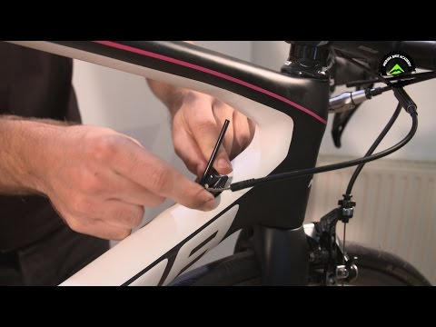 MERIDA BIKE ACADEMY – REPLACING CABLE HOUSING