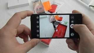 ZTE Nubia Z5s Mini. Распаковка, первое впечатление, софт, эмоции и непонятные подарки =)