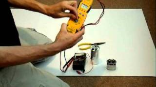 Video How To Test The Capacitor on Your Heating/AC System download MP3, 3GP, MP4, WEBM, AVI, FLV Agustus 2018