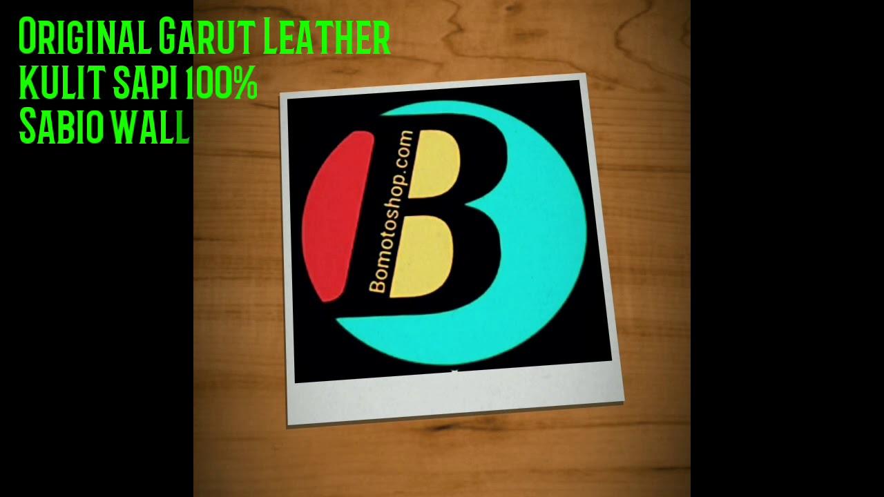 Original Garut Leather kulit sapi 100% Sabio wallet dompet (No KW ... 01e6da4f77