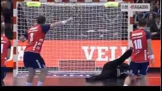 Final 4: SG Flensburg-Handewitt vs THW Kiel 30-28 - Highlights - Final