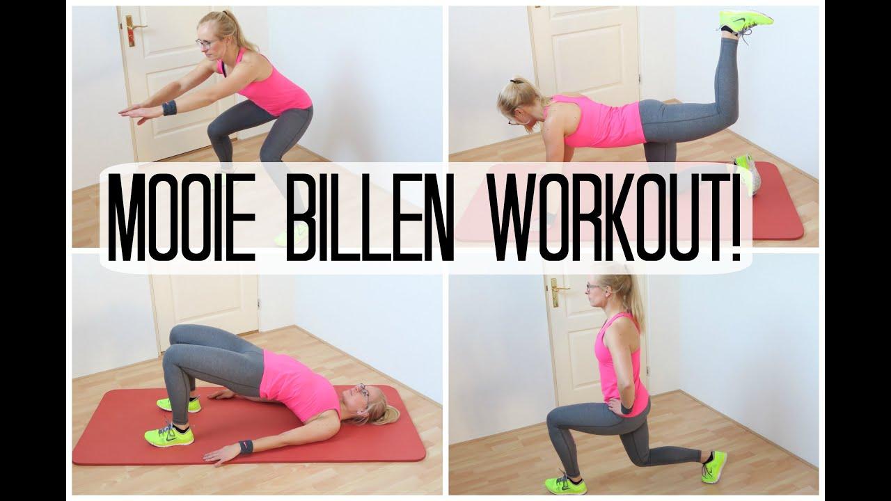 Thuis workout voor mooie billen youtube - Voor thuis ...