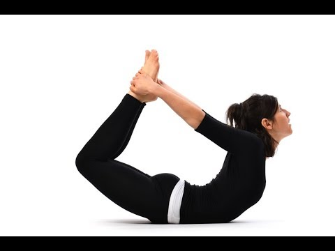 yoga for cure back pain  advanced dhanurasana  youtube