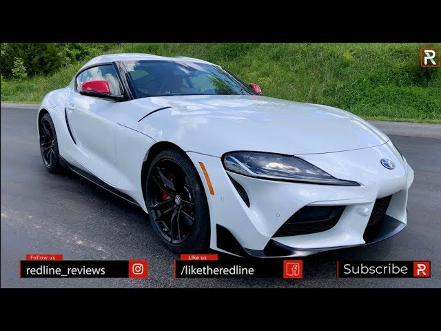2020 Toyota Supra – Is It More Than Just A Z4 Coupe?